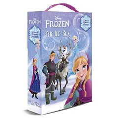Disney's Frozen Ice Box Board Book Set