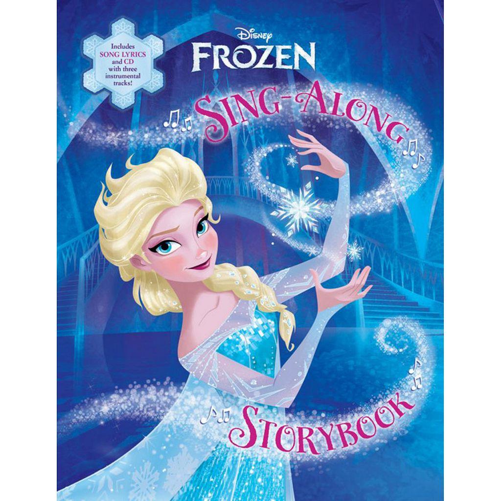 Disney Frozen Sing-Along Storybook