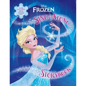 Disney Frozen Sing-Along Storybook