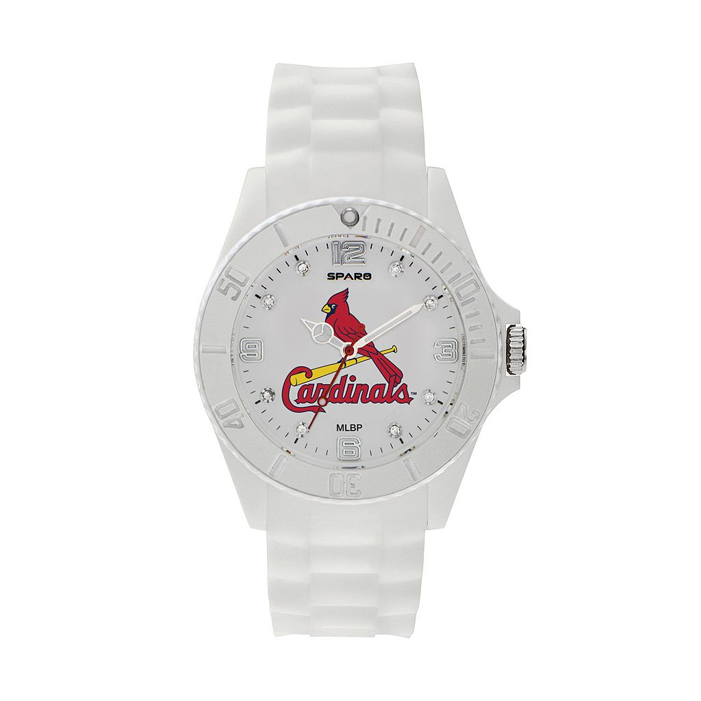 Sparo Cloud St. Louis Cardinals Women's Watch