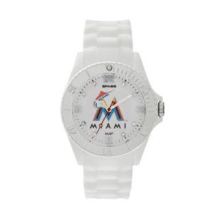 Sparo Cloud Miami Marlins Women's Watch