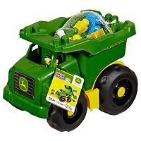 John Deere First Builders Dump Truck Set by Mega Bloks