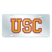 USC Trojans Mirror-Style License Plate