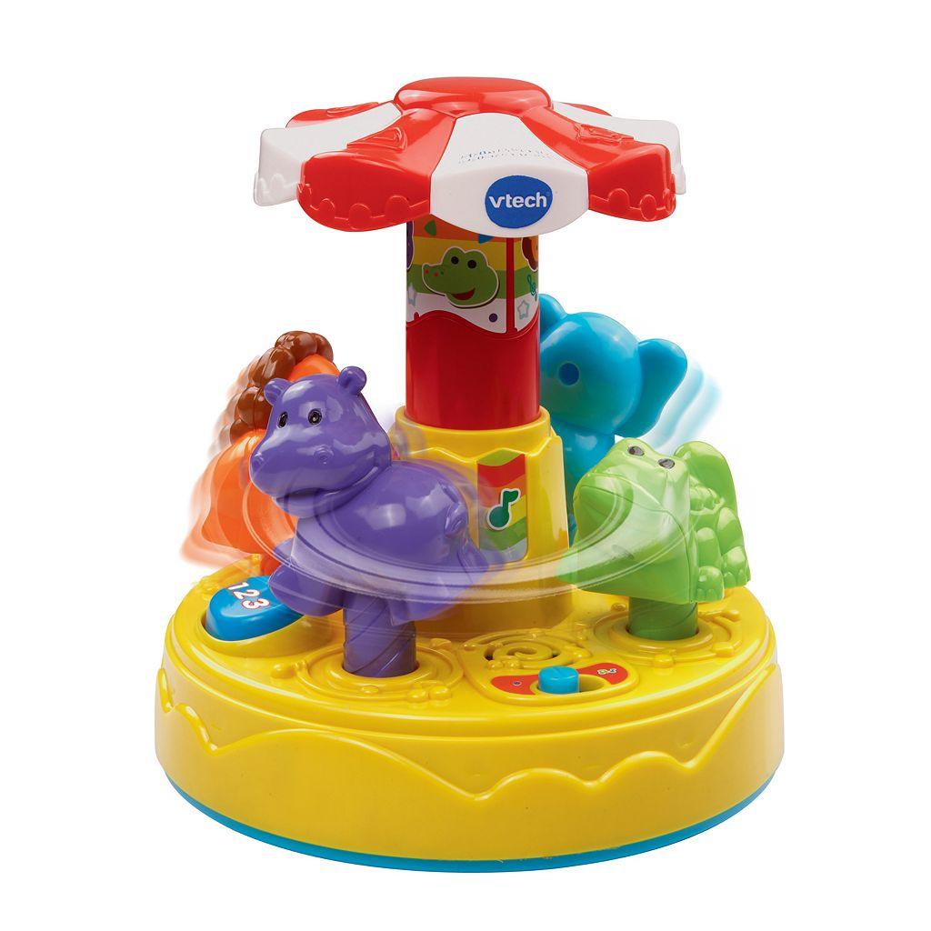 VTech Spin & Learn Color Carousel