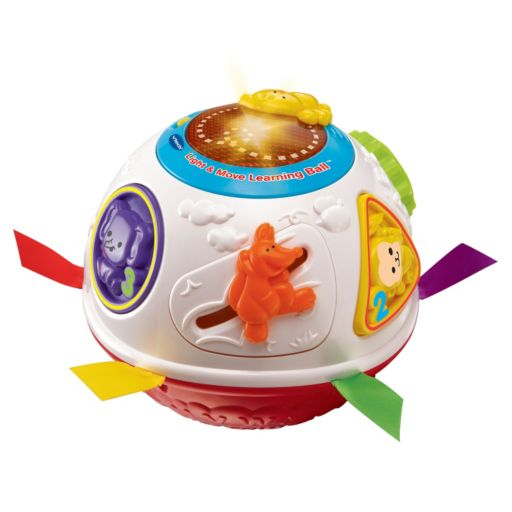 VTech Light and Move Learning Ball
