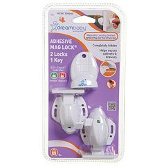 Dreambaby Mag Lock Magnetic Lock Set