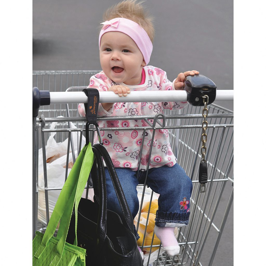 Dreambaby Clip Buddy Stroller Hook