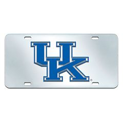 Kentucky Wildcats Mirror-Style License Plate