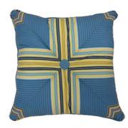 Waverly Imperial Dress Throw Pillow - 18'' x 18''