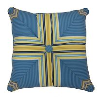 Waverly Imperial Dress Throw Pillow - 18'' x 18''