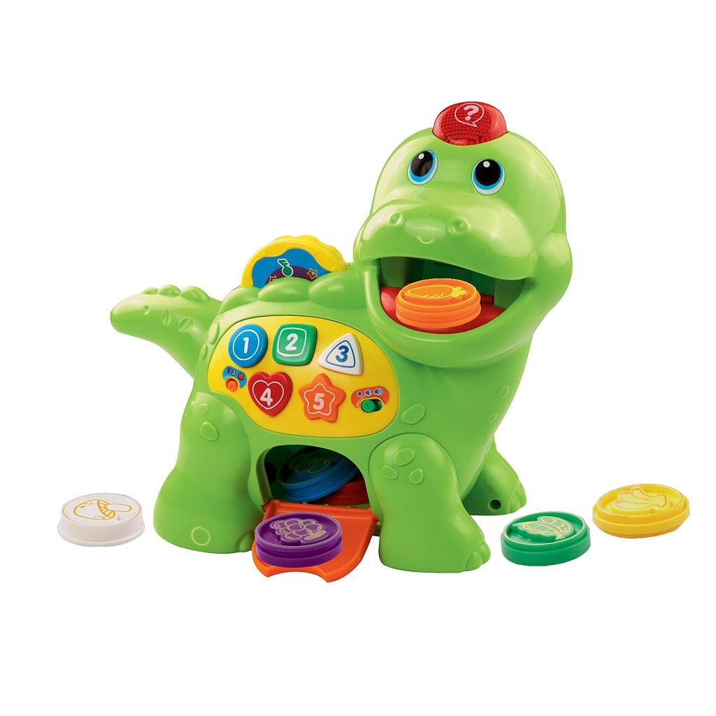 VTech Count & Chomp Dino