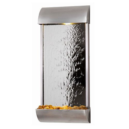 Waterville LED Wall Fountain