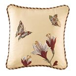 Waverly Laurel Springs Square Throw Pillow