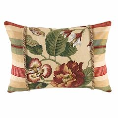 Waverly Laurel Springs Oblong Throw Pillow