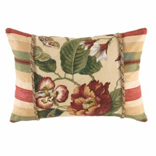 Waverly Laurel Springs Oblong Throw Pillow