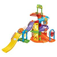 VTech Go! Go! Smart Wheels Spinning Spiral Tower Playset