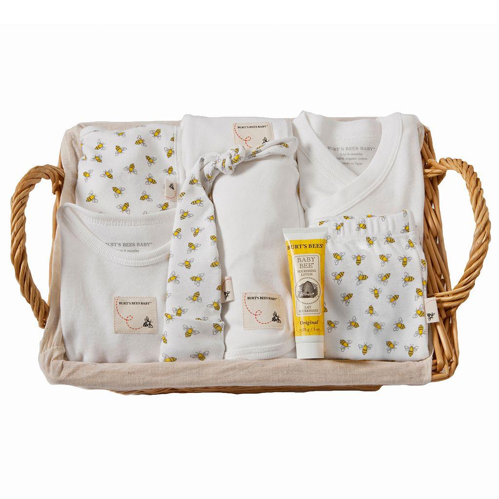 Burt's Bees Baby 10-pc. Organic Take Me Home Honeybee Gift Basket - Baby