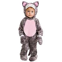 Hooded Kitten Costume - Baby