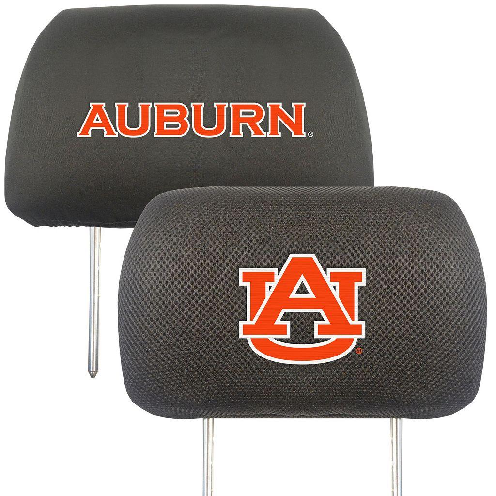 Auburn Tigers 2-pc. Head Rest Covers