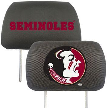Florida State Seminoles 2-pc. Head Rest Covers