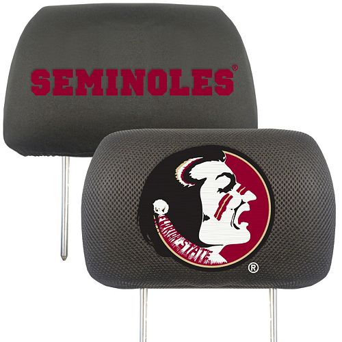 Florida State Seminoles 2-pc. Head Rest Covers