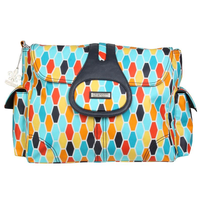 Kalencom Elite Diaper Bag (Orange)