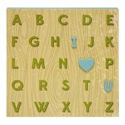 New View ''I Love You'' Wall Plaque