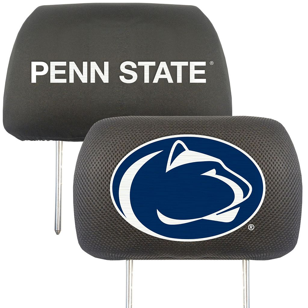 Penn State Nittany Lions 2-pc. Head Rest Covers