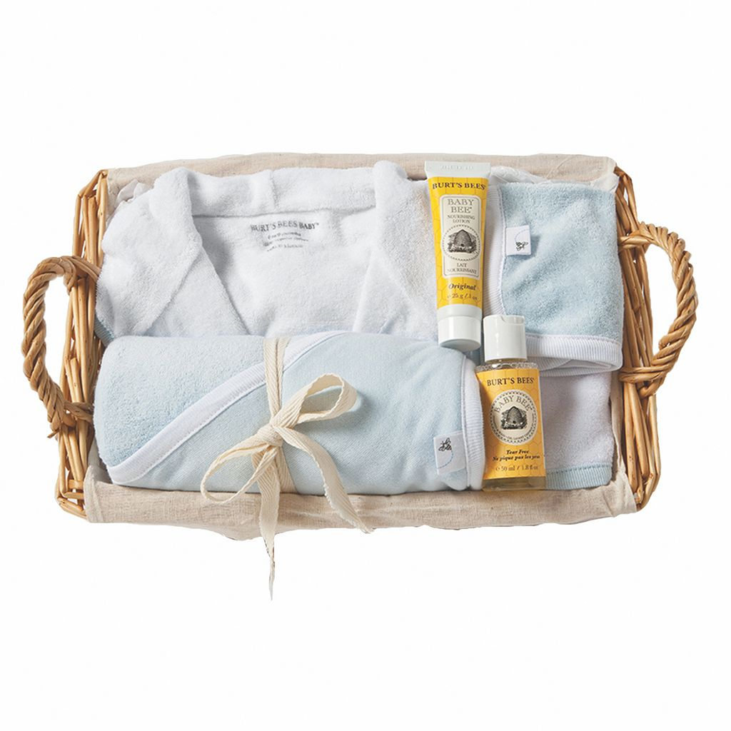 Burt's Bees Baby 7-pc. Organic Better Bathtime Gift Set