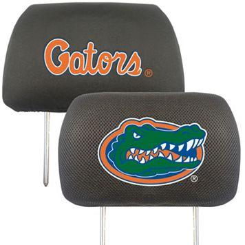 Florida Gators 2-pc. Head Rest Covers