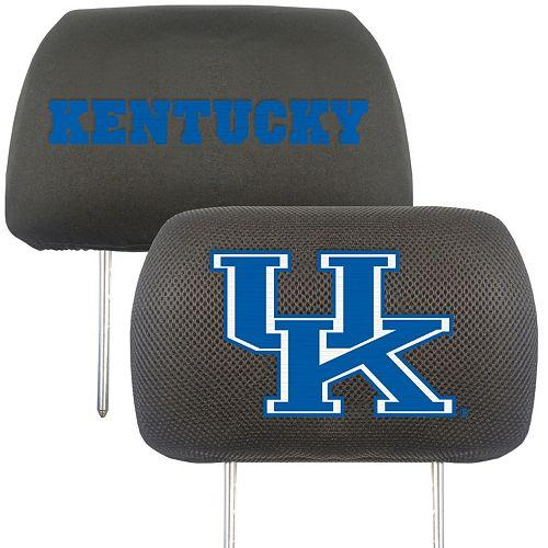Kentucky Wildcats 2-pc. Head Rest Covers