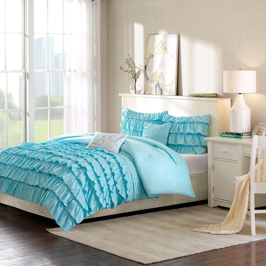 Intelligent Design Kacie Comforter Set
