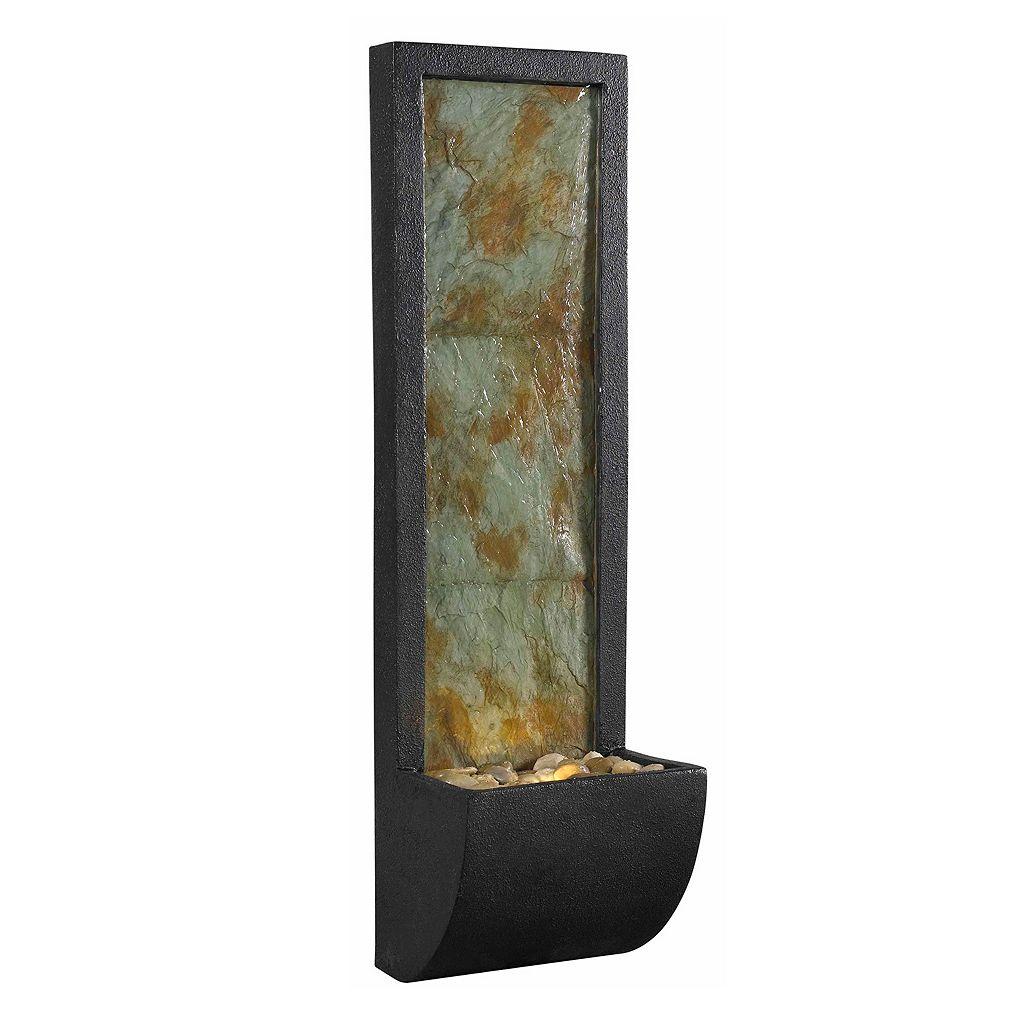 Walla LED Indoor Wall Fountain