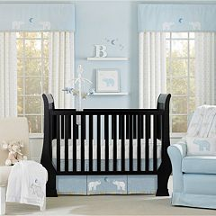 Wendy Bellissimo Walk With Me 4-pc. Crib Set