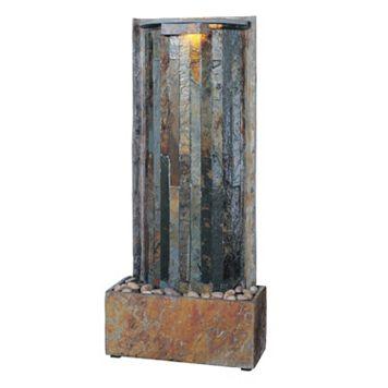Waterwall Table & Wall Fountain