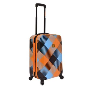 Loudmouth Microwave 22-Inch Hardside Spinner Carry-On