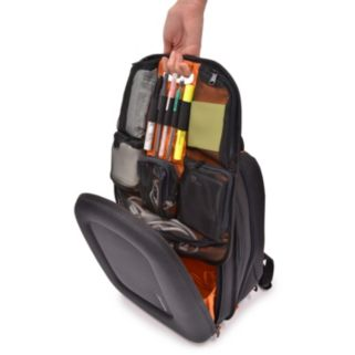 Traveler's Choice Expandable 15-in. Laptop Backpack
