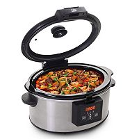 Elite Platinum 6-qt. Programmable Slow Cooker