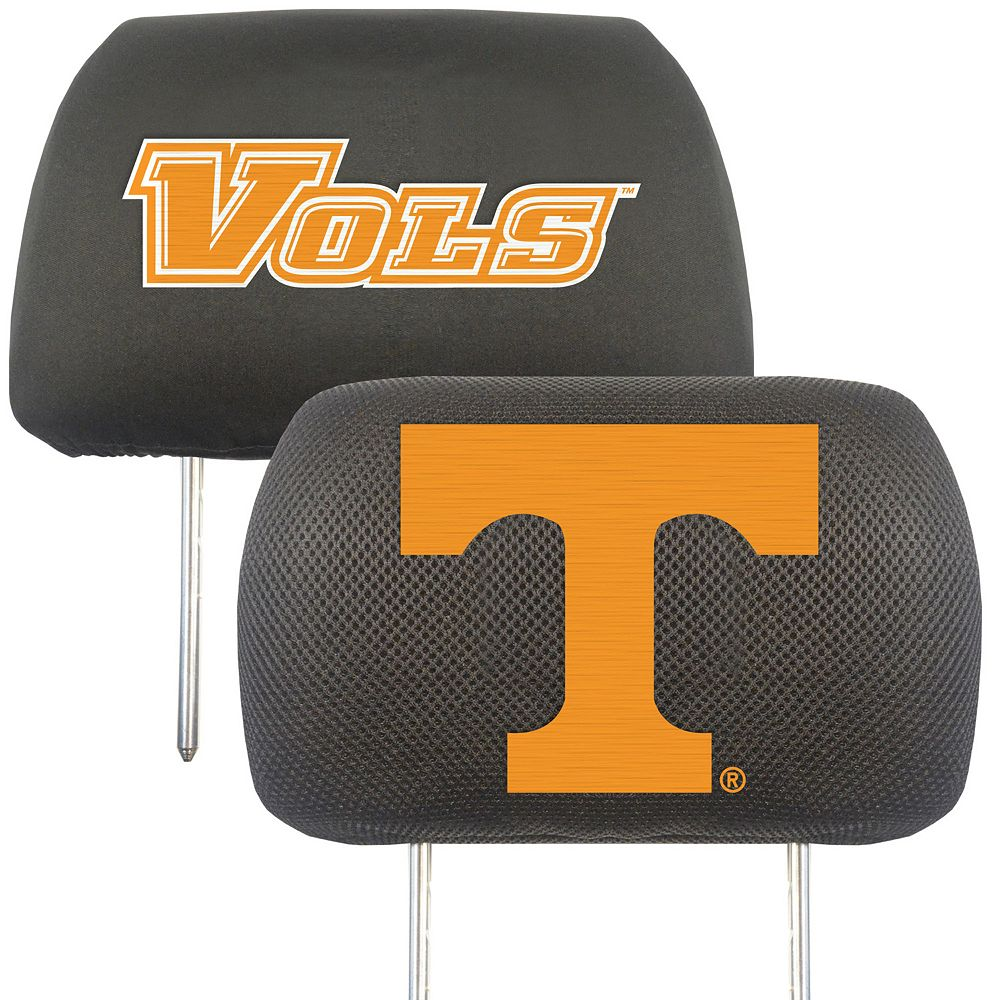 Tennessee Volunteers 2-pc. Head Rest Covers