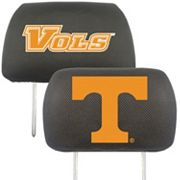 Tennessee Volunteers 2 pc Head Rest Covers