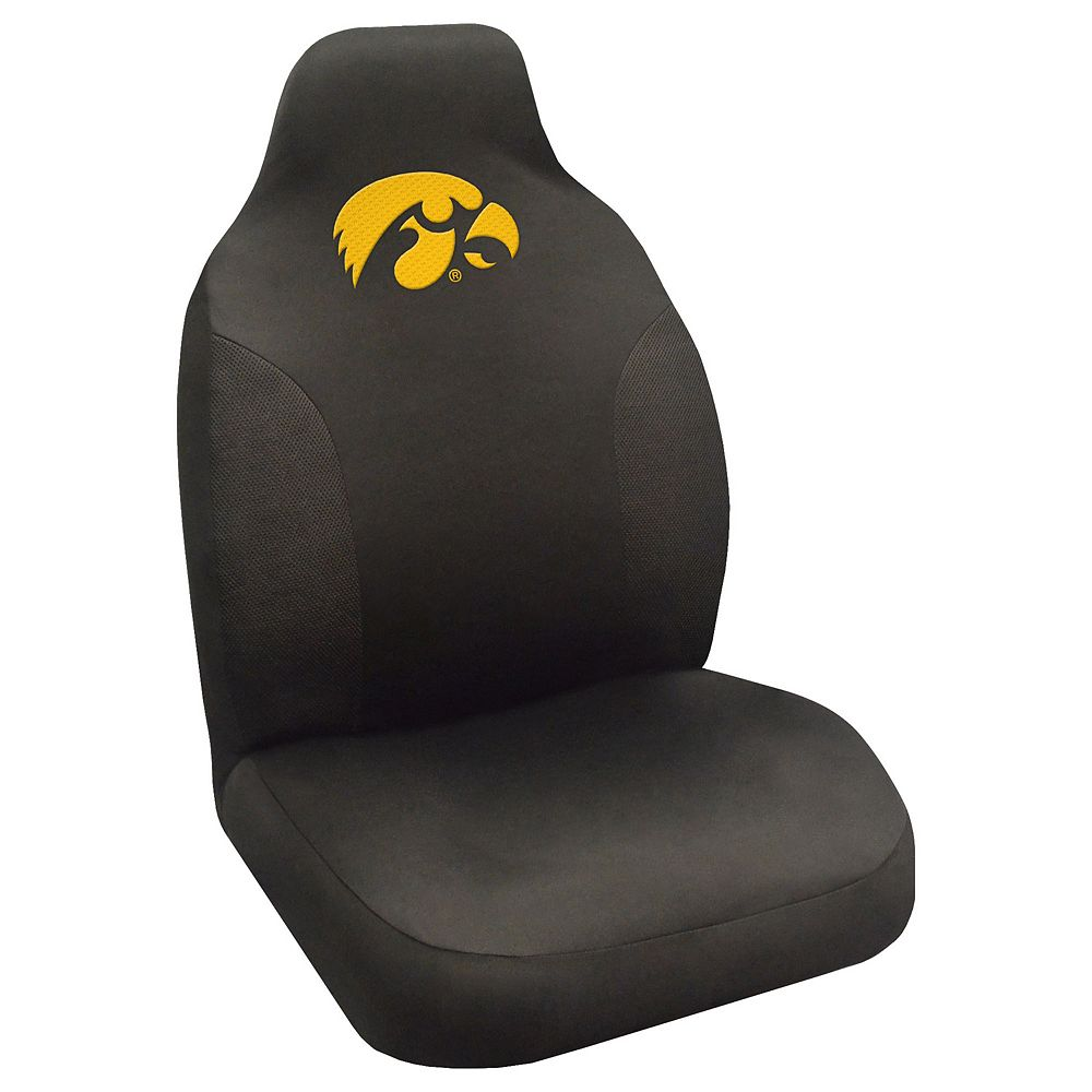 Iowa Hawkeyes Car Seat Cover