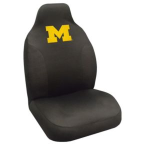 Michigan Wolverines Car Seat Cover