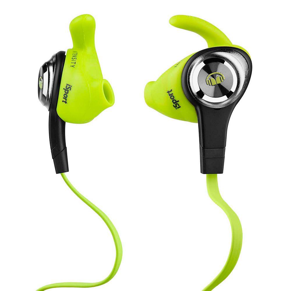 c95234471d1 Monster iSport Intensity Earbud Headphones with Apple ControlTalk