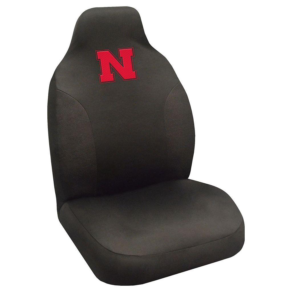 Nebraska Cornhuskers Car Seat Cover