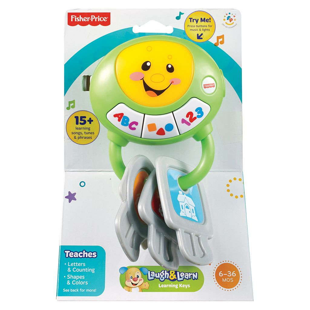 Fisher-Price Laugh and Learn Learning Keys
