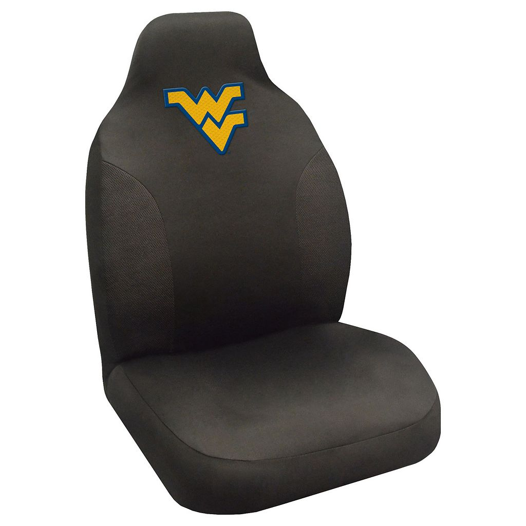 West Virginia Mountaineers Car Seat Cover