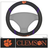 Clemson Tigers Steering Wheel Cover