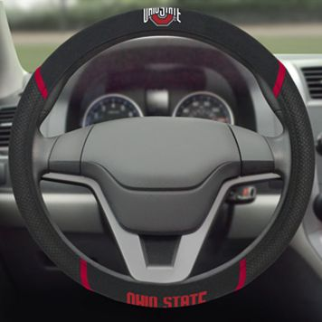 Ohio State Buckeyes Steering Wheel Cover