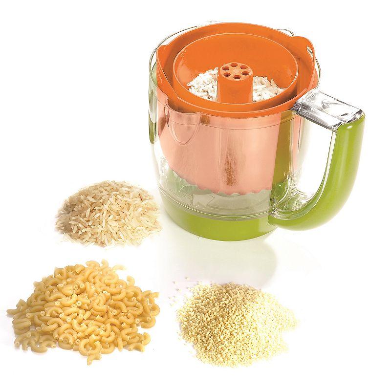 Beaba Classic Rice, Pasta and Grain Insert, Orange