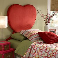 Heart Headboard - Twin